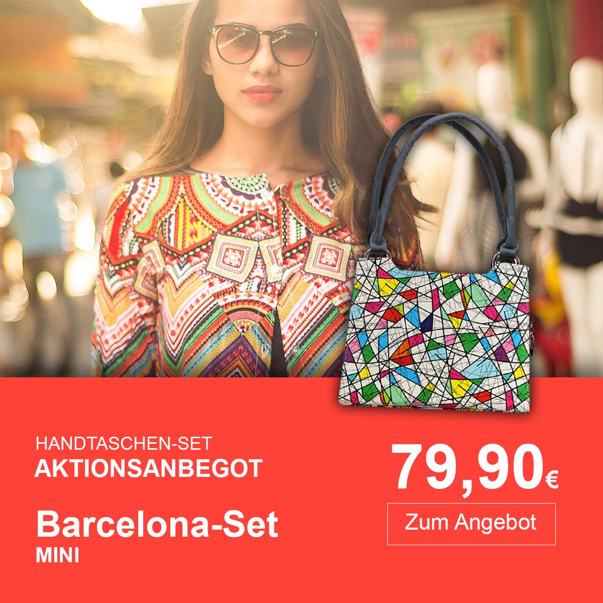 Barcelona Komplett Set