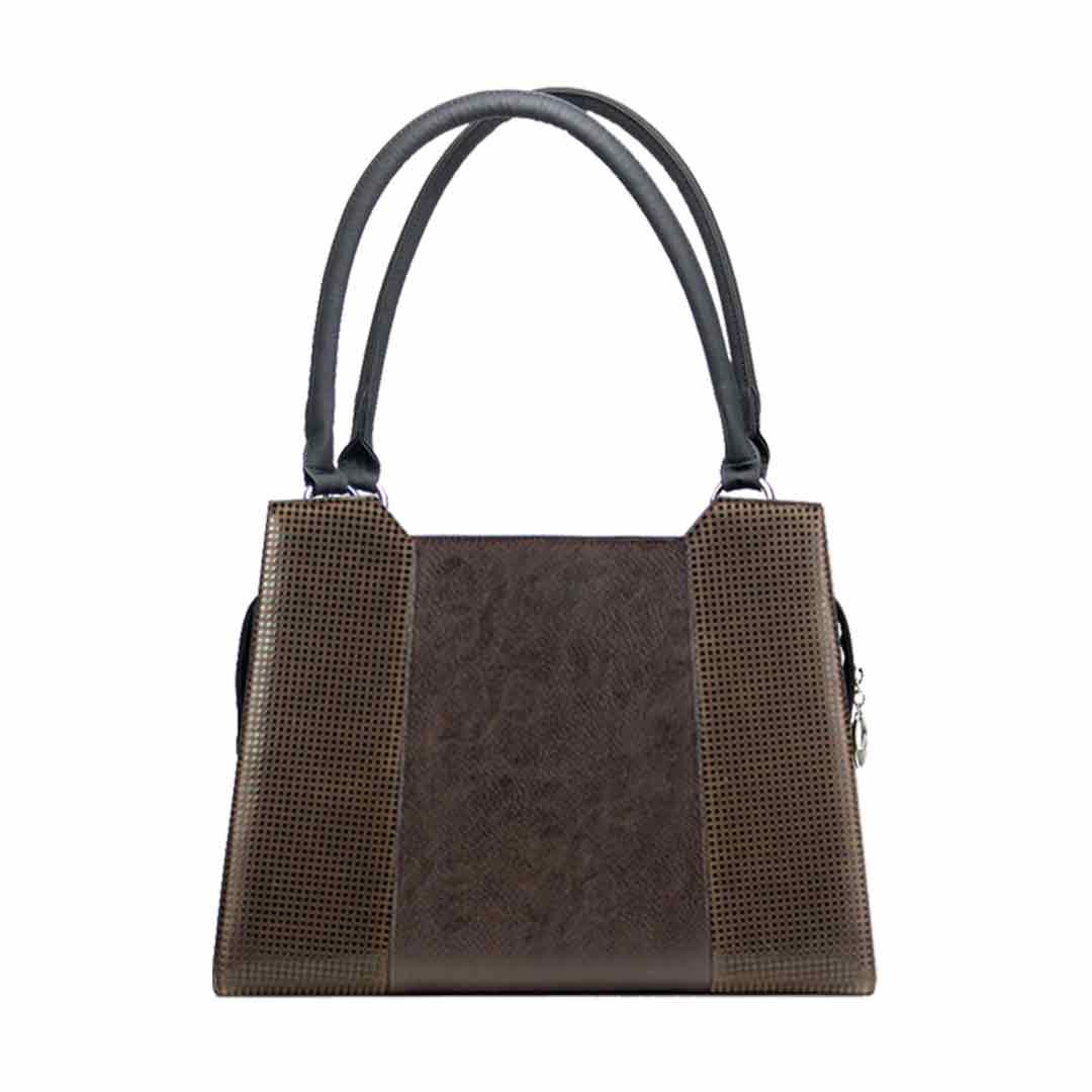Korsika braun Handtasche komplett elegance