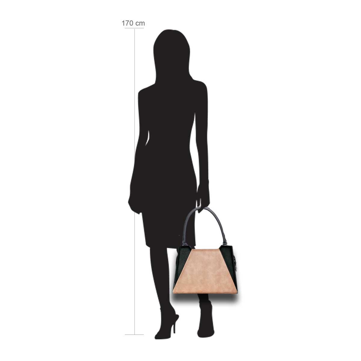 Puppe 170 cm groß mit Handtasche Modell: Bretagne
